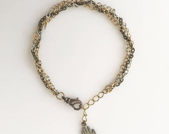 SALE! Braided Chain Bracelet