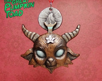 Baby Baphomet ornament