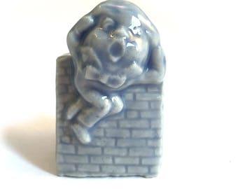 Wade Whimsie: Humpty Dumpty Nursery Rhyme Figurine 1994/95 - Wade Figurines - Wades - Wade Whimsies - Wade Humpty - Wade Nursery Rhymes