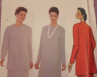 Butterick 6332, Women's Jacket and Dress Pattern