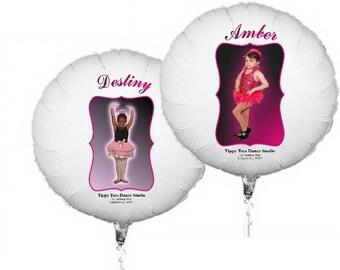 Dance Recital Balloons