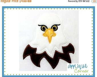 40% OFF 206 Eagle applique digital design for embroidery machine by Applique Corner