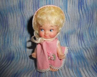 1965 Uneeda PeeWee Doll