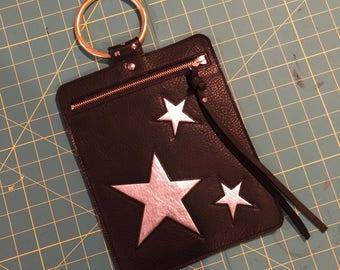 PRE ORDER- Star Ring Crossbody/Clutch