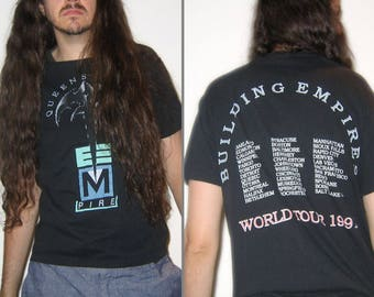 QUEENSRYCHE - Empire 1991 Tour Shirt L