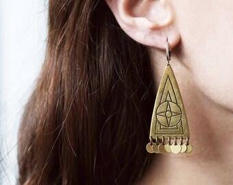 Sylvana  earrings