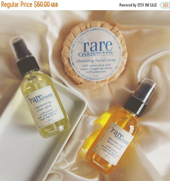 On Sale Oasis Total Skin Care Set - Includes Entire Oasis Skin Care Product Collection