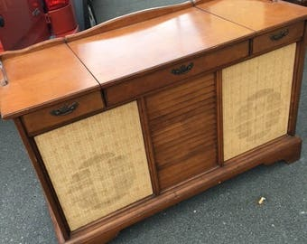 Vintage Console Stereos