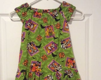Mickey Halloween dress