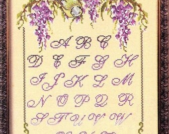 25% OFF SALE Passione Ricamo Spring Sampler Counted Cross Stitch Pattern