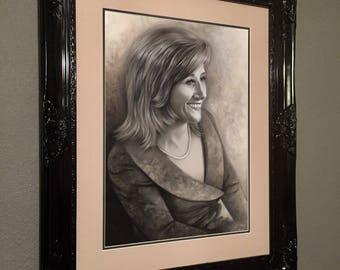 Custom made portrait commissions