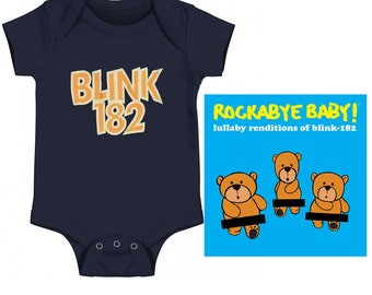 Blink 182 Baby Shower Gift Set