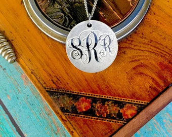Mirrored Acrylic  Monogram **Ships in 3-5 Days**