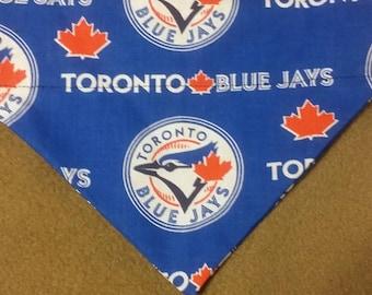 SALE! Toronto Blue Jays Dog Bandana!!