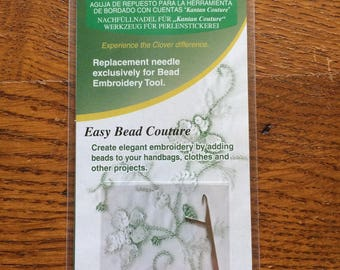 KANTAN SEWING NEEDLE TO SPARE FOR PEARL CLOVER EMBROIDERY TOOL