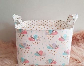 Diaper caddy / nappy caddy / nursery organiser