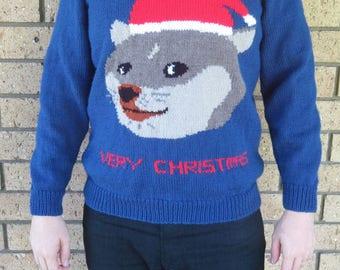 DOGE - very christmas UGLY Christmas Sweater