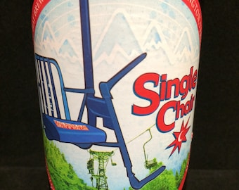 Single Chair by Magic Hat scented candle - Made to order