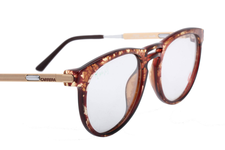 Carrera Vario 5375 tortoise - gold pantos aviator eyeglasses frames ...