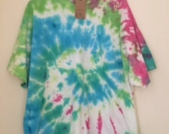 Adult 2XL Tie Dye T-Shirt