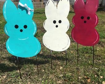 Yard bunnies