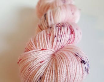 Skein of Superwash Merino / Nylon - Fingering / Sock - color Cepheus