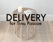 DELIVERY for Tina Pascoe