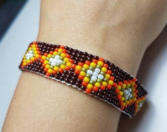 Beads bracelet with high quality  Japanese beads