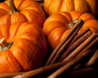 1/2 Ounce Pumpkin Spice Flavor Oil - Limited Edition