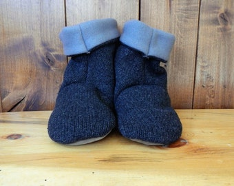 Upcycled Slippers
