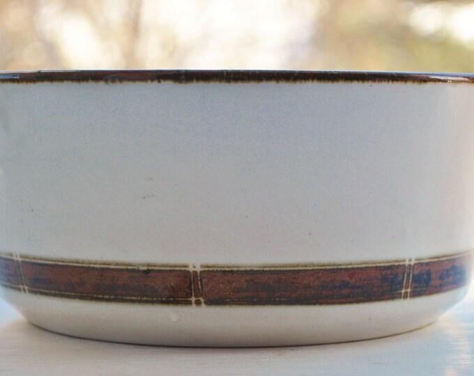 Desiree Denmark Selandia Large Serving Bowl Vintage Scandinavian Modern