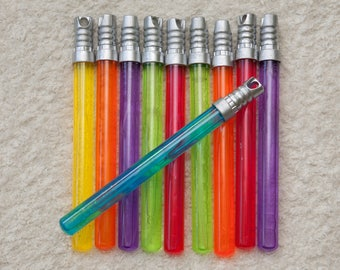 10, Lightsaber Party Favors, Lightsaber, Lightsaber Bubbles, Star Wars, Star Wars Party, Lightsaber Bubbles, Star Wars Favor
