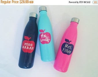 H2O Sale Powder Coated 25oz RTIC water bottle personalized tumbler insulated