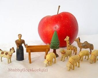Antique christmas   Etsy