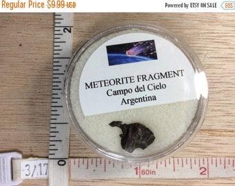 10% OFF 3 day sale Vintage Argentina Meteorite Fragment Specimen Used Lot AJ
