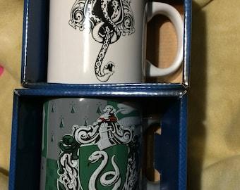 Harry Potter mug, Slytherin mug, Dark mark mug, coffee mug, coffee cup, Harry Potter tea mug