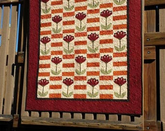 Calamity's Twist on Pat Sloan's Just For You, Lap Size Quilt Kit