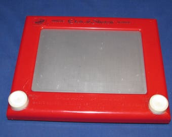 ETCH A SKETCH No. 505 Ohio Art Company Etch-a-Sketch