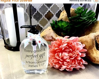 ON SALE Baby Shower Gifts ~ Hand Soap Dispenser ~ Nursery Decor ~ Mother's Day Gifts