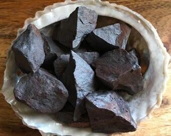Hematite Raw Stone,Natural Stone, Healing Stone, Healing Crystal, Chakra Stone, Spiritual, Stone, Gemstone