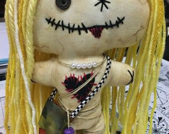 Shabby Charlotte Voodoo Doll - Ghislaine