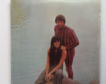 Sonny and Cher's Greatest Hits  - Vintage Vinyl Double Record Album LP - Audiophile
