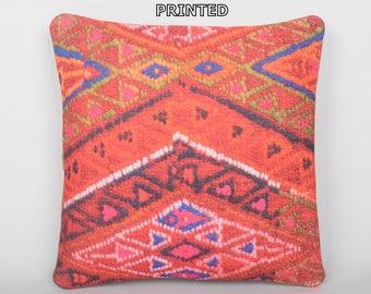 20x20 kilim pillow 20x20 decorative pillow 20x20 pillow cover 20x20 pillow case 20x20 throw pillow covers 20x20 kilim pillow cushions 252-50