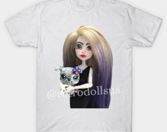 Custom Monster High T-Shirt