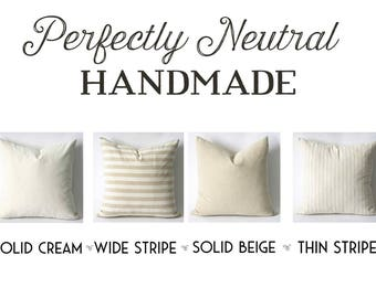 Decorative Pillows / Decorative Pillow Covers / Decorative Pillows for Couch / Couch Pillows HUN7