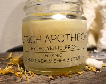 Organic Calendula Balm + Shea butter