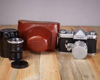Film Camera Start. SLR camera. Start Camera. Vintage Camera. Helois 44 Lens. Vintage Cameras. Camera.