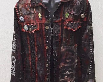 X jacket by Chad Cherry