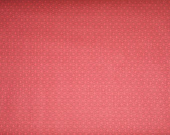 Marcus Gallery in Red Faye Burgos Red Tonal Fabric R14-0279-0111 BTY