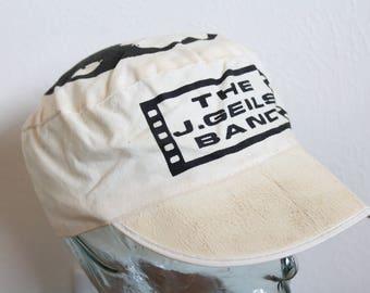 Vintage The J. Geils Band Hat